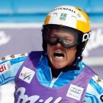 Mattias Hargin gewinnt Europacup Nachtslalom in Pozza di Fassa