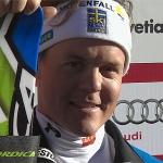 Slalom Krimi in Adelboden: Schwede Hargin führt nach dem 1. Lauf vor Neureuther und Hirscher