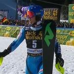 Schweden wie immer kompakt, Hargin als Bester auf Platz 7