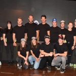 Pressekonferenz der HEAD-Rebellen vor dem Skiweltcup-Auftakt in Sölden