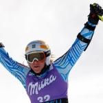 Schwedin Sara Hector gewinnt Europacup Riesenslalom in Kvitfjell