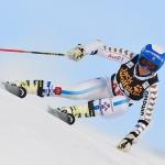 Erstes Weltcup-Podium für Sara Hector