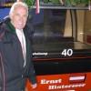 Hahnenkamm News: Ernst Hinterseer feiert seinen 85er