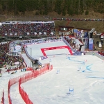 Hannes Trinkl freut sich auf die Ski Weltcup Rennen in Hinterstoder