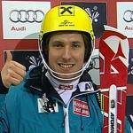 Marcel Hirscher führt nach dem 1. Durchgang beim Slalom in Zagreb