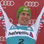 Marcel Hirscher gewinnt Slalom in Adelboden