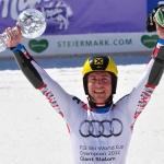 ÖSV-Dreifachsieg – Marcel Hirscher holt Riesenslalom-Kugel