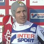 Knappe Halbzeitführung für Marcel Hirscher beim Bormio-Slalom