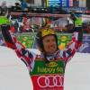 Sieg und Kristall für Marcel Hirscher beim Riesenslalom in Kranjska Gora