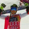 Weltmeister Marcel Hirscher beendet Riesenslalom-Winter 2016/17 in Aspen mit Sieg