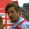 Halbzeitführung für Marcel Hirscher beim Slalom in Adelboden
