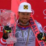 ÖSV News: 8. Gesamtweltcup-Sieg für Marcel Hirscher