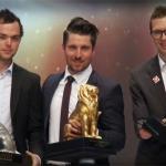 Anna Veith und Marcel Hirscher als Salzburger Sportler des Jahres ausgezeichnet