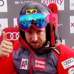 Marcel Hirscher freut sich auf das Rennen in Val d'Isère