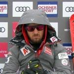 Marcel Hirscher übernimmt Führung beim Riesentorlauf von Val d'Isere
