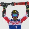 Überlegener Sieg für Marcel Hirscher beim Riesenslalom von Val d'Isère