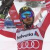 Marcel Hirscher auch beim Slalom auf dem Chuenisbärgli unschlagbar