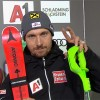 Marcel Hirscher nach dem 1. Durchgang beim Nightrace in Schladming eine Klasse für sich