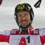 Marcel Hirscher krönt sich beim Nightrace in Schladming zum König der Nacht