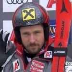 Marcel Hirscher übernimmt Führung beim Riesenslalom in Bansko