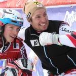 Henrik Kristoffersen war es eine Ehre, sich mit Marcel Hirscher zu duellieren.