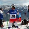 Patrizia Dorsch und Bastian Meisen haben bei FIS-Kombi in Kaltenbach die Nase vorn