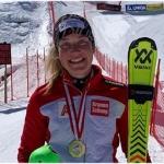 Österreichs Kombimeisterin Lisa Hörhager rollte das Feld von hinten auf