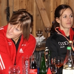 Susanne Riesch und Kathrin Hölzl: Zwei Freundinnen auf dem langen Weg zurück!