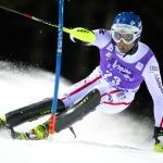 Wolfgang Hörl gewinnt Europacup Slalom der Herren in Zuoz