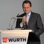 DSV-News: Alfons Hörmann beim FIS-Kongress 2012 im Amt bestätigt