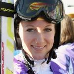 Triumph für Simona Hösl beim zweiten EC-Riesenslalom in Levi