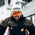 Alex Hofer gewann 2. Europacup-Riesentorlauf in Kirchberg