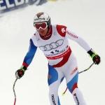 Schweizer Ambrosi Hoffmann fällt mit Handbruch aus.