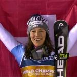 SKI WM 2019: Wendy Holdener verteidigt Weltmeistertitel in der Kombination