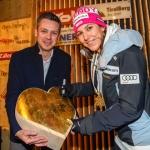 "SKI WM 2019: Wendy Holdener und Petra Vlhova zu Gast am ""TirolBerg"""