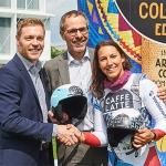 EMMI CAFFÈ LATTE ist neuer Hauptsponsor von Wendy Holdener
