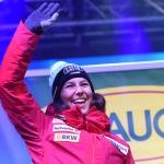 Swiss-Ski News: Wendy Holdener verletzt sich am Ellenbogen