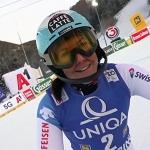 Wendy Holdener gibt im Super-G Gas, Saison-Aus für Luana Flütsch