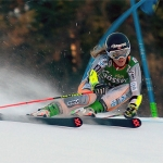 Mina Fürst Holtmann gewinnt 1. EC-Riesenslalom in Folgaria/Vielgereuth