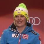 SKI WM 2013: TirolBerg feiert die WM-Medaille von Nicole Hosp
