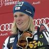 Die Slalomkönigin von Aspen 2014 heißt Niki Hosp