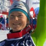 Meta Hrovat triumphiert beim Junioren-WM Slalom der Damen in Val di Fassa