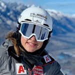 """Katharina """"Kathi"""" Huber im Skiweltcup.TV-Interview: """"Um Mikaela Shiffrin zu schlagen, muss man über das Limit hinausgehen!"""""""
