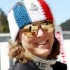 Monica Hübner Dritte beim FIS Slalom in Zinal.