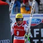 Cornelia Hütter wird in dieser Saison keine Weltcuprennen mehr bestreiten