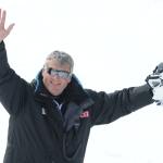 Atle Skaardal, Markus Waldner und Gunter Hujara blicken in die Zukunft
