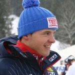 Christof Innerhofer mit Bestzeit beim Abschlusstraining in Gröden