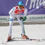 Italiens Speed-Spezialisten trainieren am Stilfser Joch