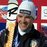 Christof Innerhofer mit Trainingsbestzeit auf verkürzter Strecke in Garmisch Partenkirchen