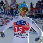 Südtiroler Christof Innerhofer triumphiert in Wengen